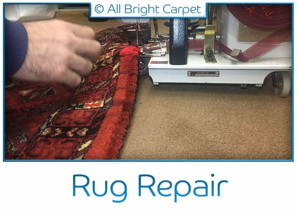 Rug Repair - Brooklyn