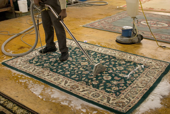 Area and Oriental Rug Cleaning - Brooklyn