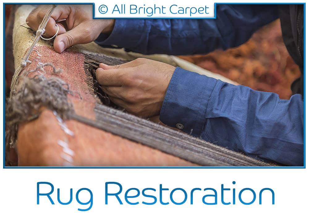 Rug Restoration - Bay Ridge 11209