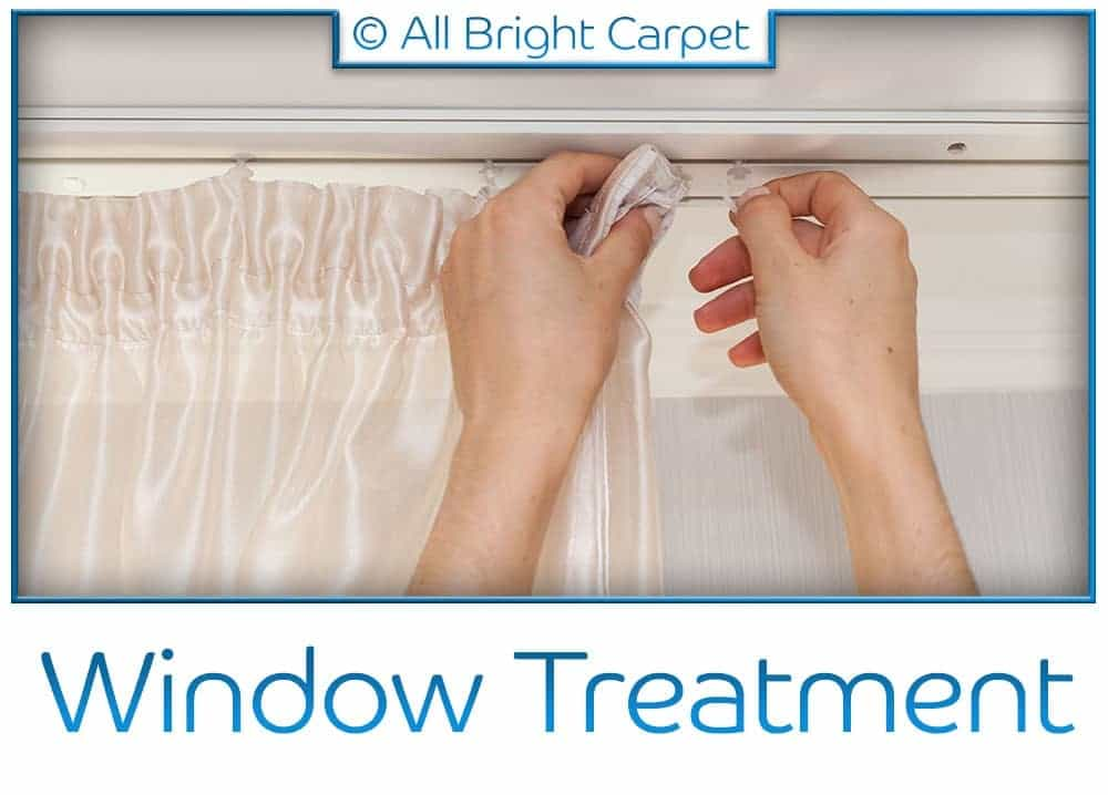 Window Covering Treatment - Brooklyn